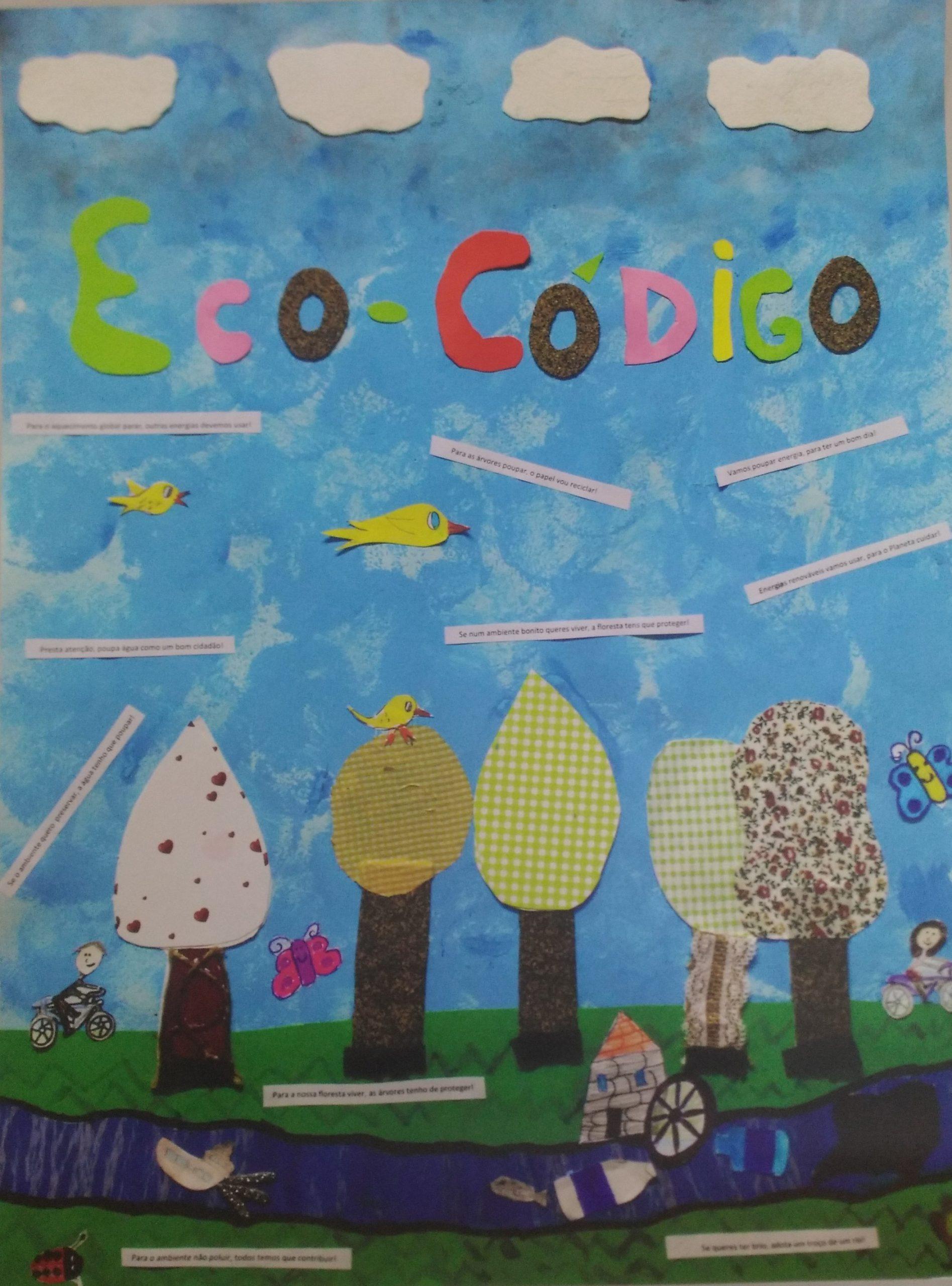 Poster Eco-Código PARQUE 2017-18